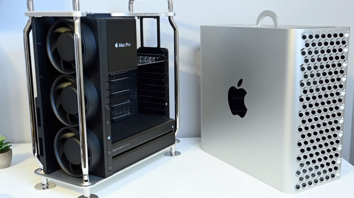 Imagem Mac Pro da Apple com Intel