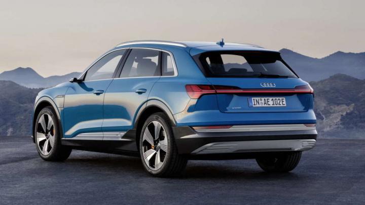 e-tron Audi baterias produção fornecedores