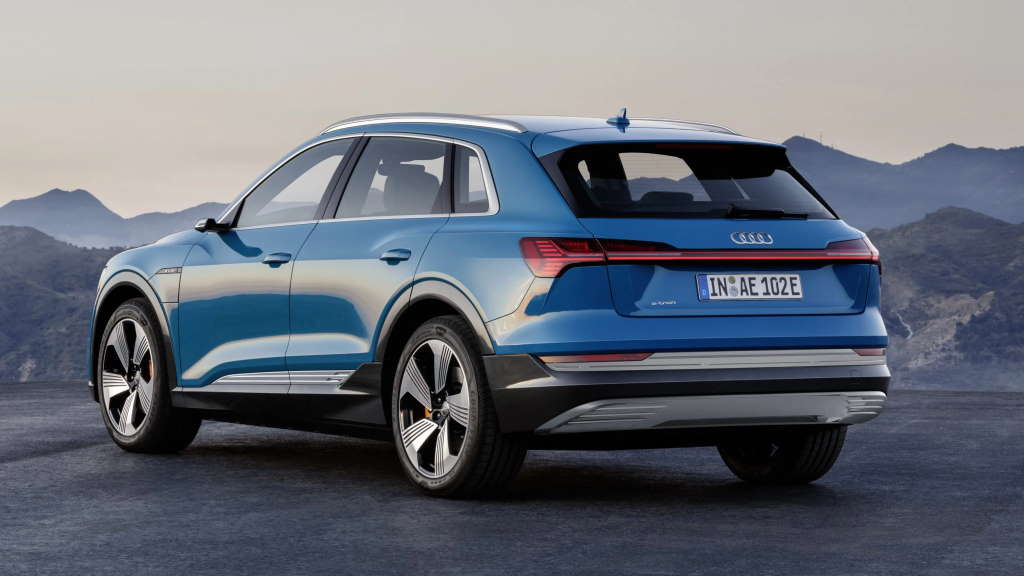 Audi e-tron production stopped due to lack of supplier components