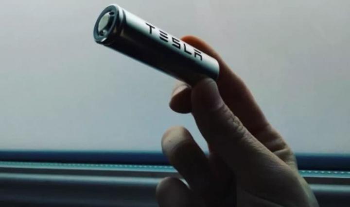 Imagem baterias Tesla que poderão escassear na China