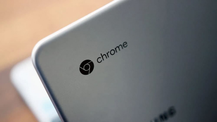 Imagem Chrome OS no Chromebook