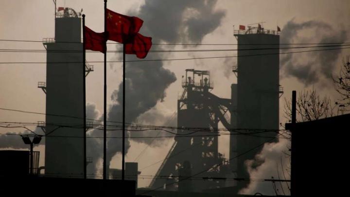 Coronavírus CO2 atmosfera China saúde