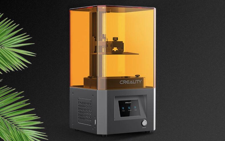 Creality lança impressora 3D LD-002R para impressão DLP a resina líquida