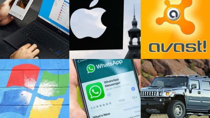 E os destaques tecnológicos da semana que passou foram... - Huawei, Apple, Windows 7, Avast