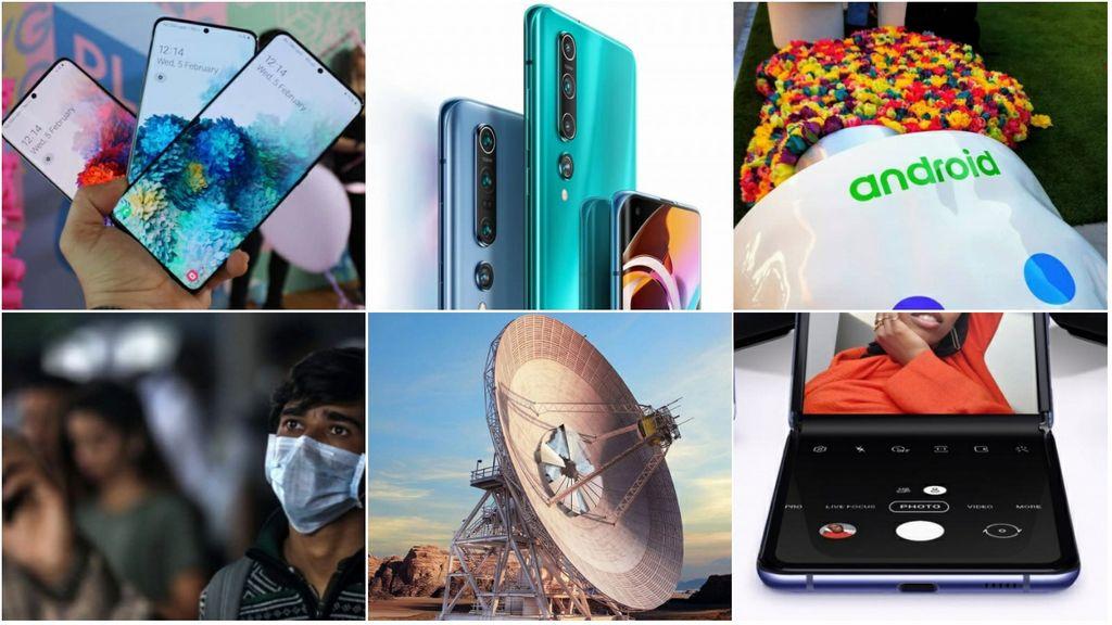 E os destaques tecnológicos da semana que passou foram... - oneplus, Galaxy S20, coronavírus, xiaomi mi 10 pro