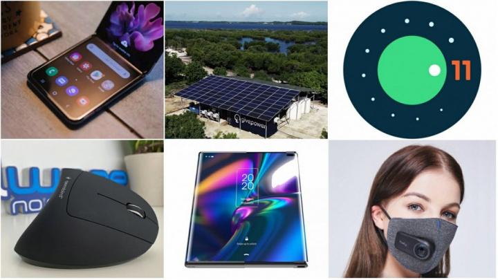 E os destaques tecnológicos da semana que passou foram... - Samsung, Galaxy S20, Android, Gembird