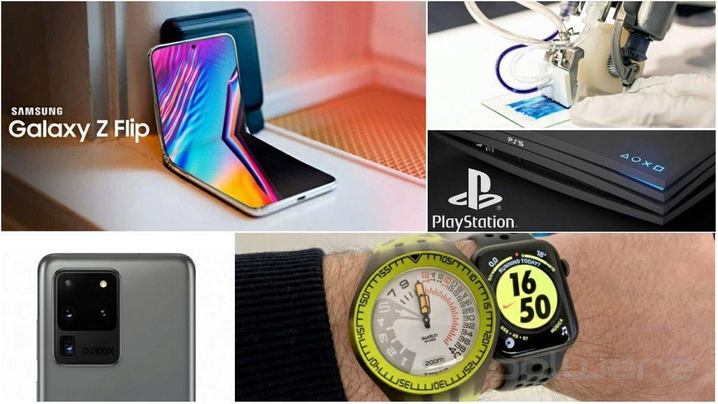 E os destaques tecnológicos da semana que passou foram... - samsung, galaxy s20, snapdragon, amd ryzen