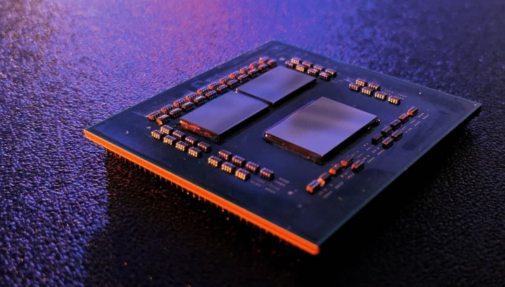 Imagem processador AMD
