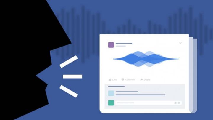 Imagem Facebook que vai pagar para gravar as vozes