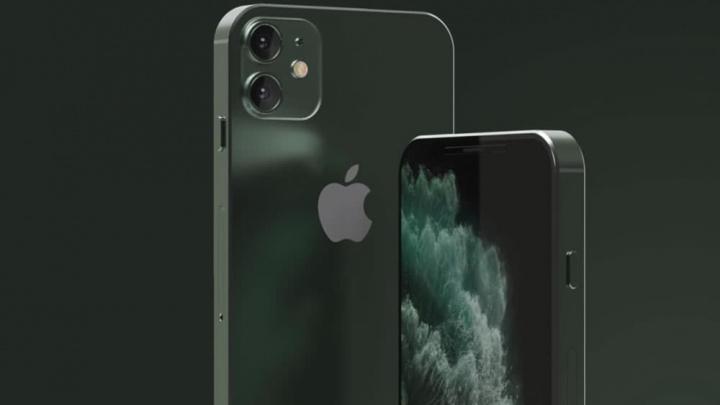 Ilustração do iPhone 9 da Apple