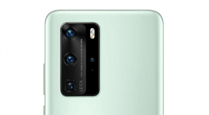 huawei p40 camara superpixel