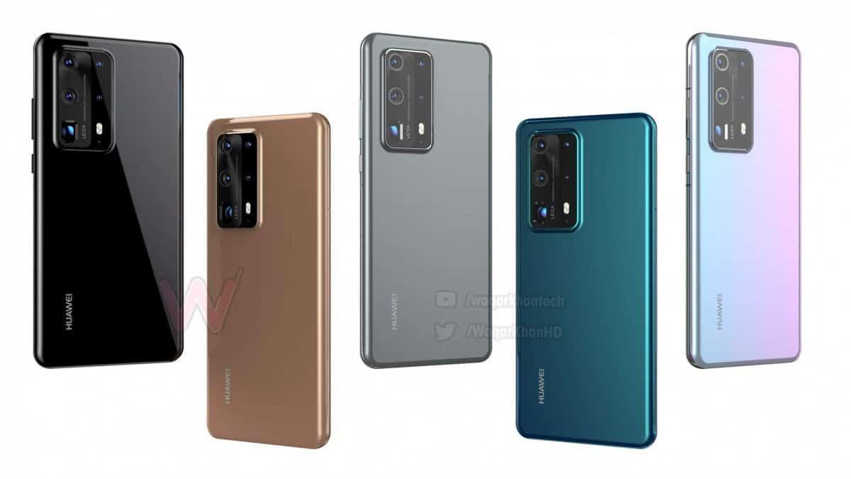 Conheca O Aspeto Dos Novos Huawei P40 E P40 Pro Pplware