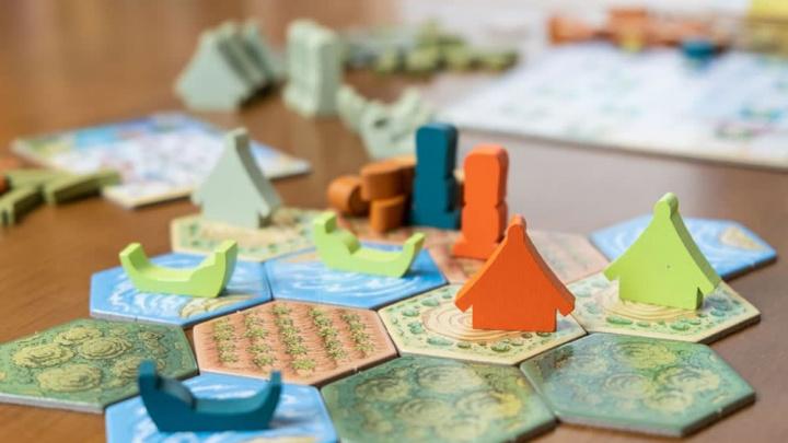 Imagem de mais um exemplo de bons jogos de tabuleiro