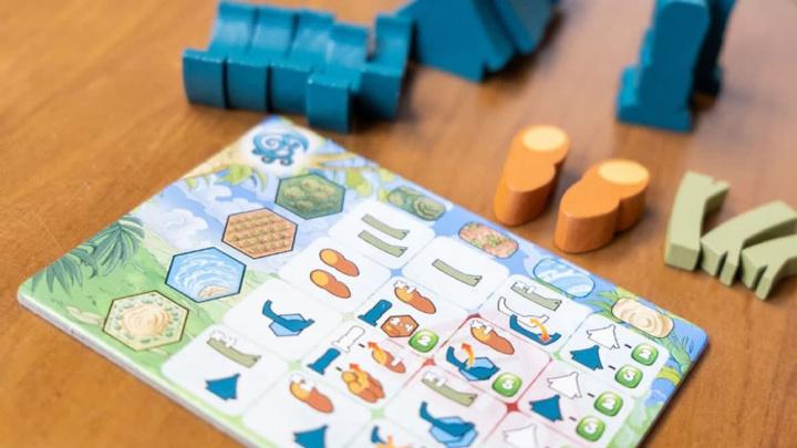 Imagem jogos de tabuleiro