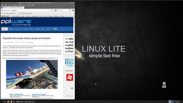 """Windows 12 Lite """"falsificado"""" afinal é um Linux Lite"""