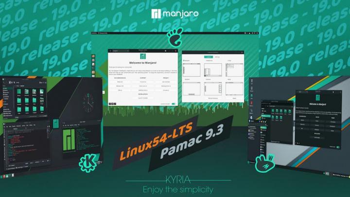 Chegou o Manjaro Linux 19.0: O seu sistema operativo para 2020