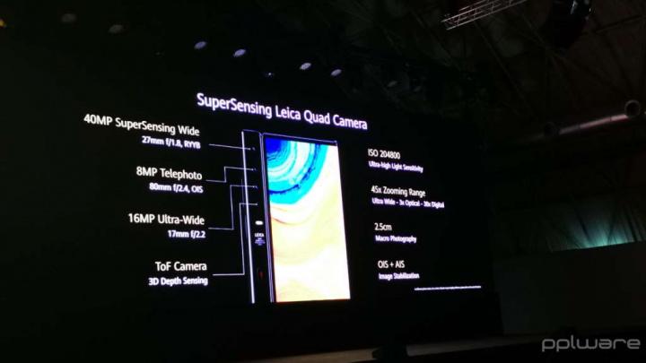 Mate Xs Huawei dobrável smartphone