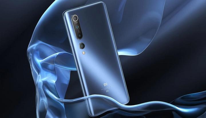 Imagem Xiaomi Mi 10 Pro 5G