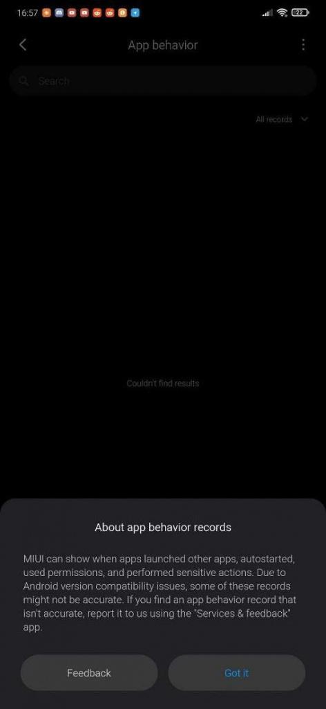 Xiaomi MIUI 11 apps permissions smartphones