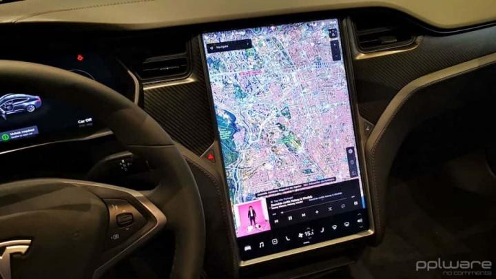 Tesla Elon Musk autonomia baterias Model S