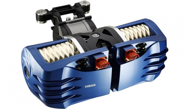 Imagem motor elétrico Yamaha