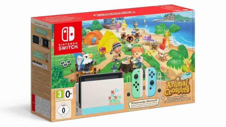 Imagem New Horizons para Nintendo Switch
