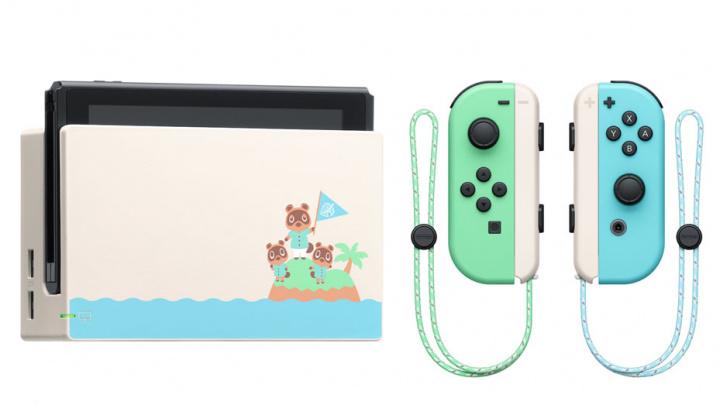 Imagem acessórios para a Nintendo Switch