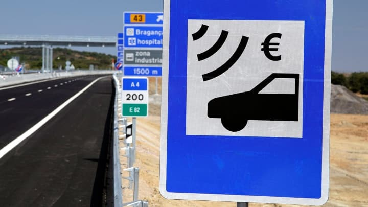 Portugal: Condutores vão ter mais dias para pagar portagens