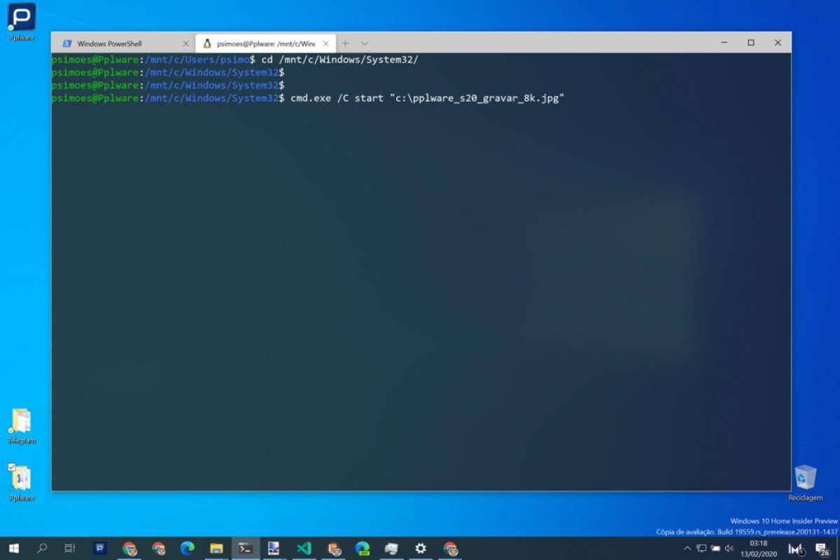 Dica Como Abrir Ficheiros No Linux Que Esta Dentro Do Windows 10