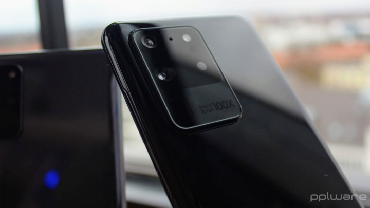 Samsung Galaxy S20 4 primeiras impressões