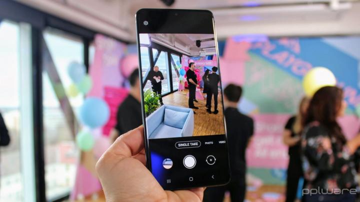 Samsung S20 camara 3