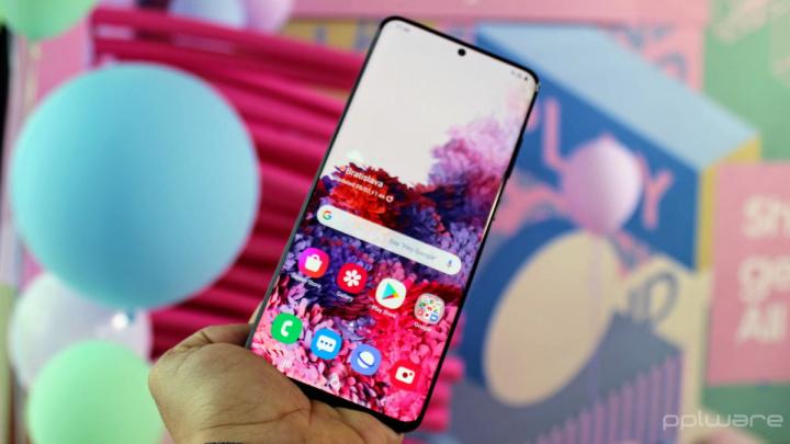 Samsung Galaxy S20 38