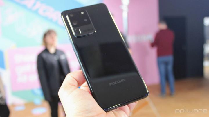 Samsung Galaxy S20 39