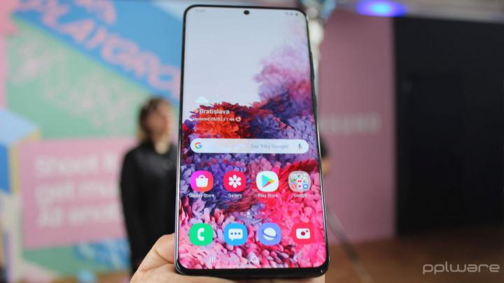 Samsung Galaxy S20 8 primeiras impressões