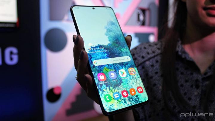 Samsung Galaxy S20 7 primeiras impressões