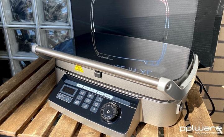 Grill-In XL da Prozis - O grelhador de contacto inteligente
