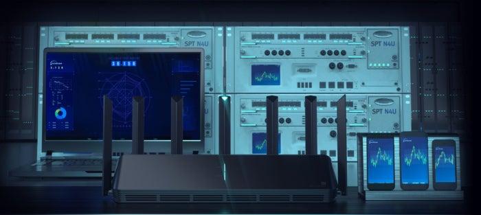 Router Wi-fi AloT AX3600 xiaomi