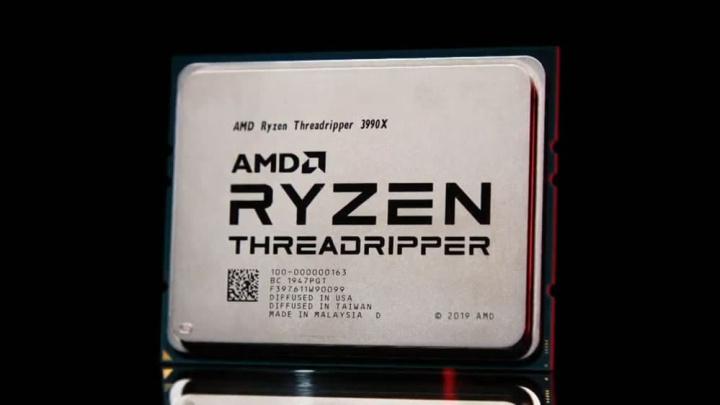 Imagem processador Ryzen da AMD