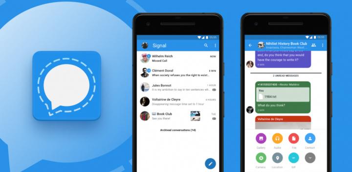 Signal: A app mais segura para comunicações passou a suportar PINs