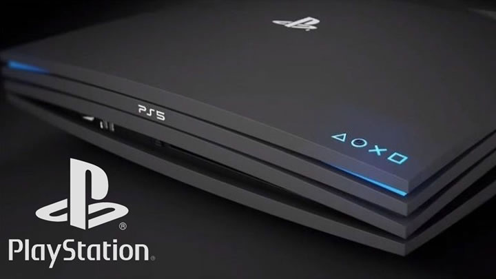 Imagem de ilustração da PS5 da Sony