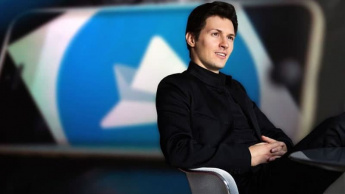Imagem do CEO do Telegram que acusa o Facebook e o WhatsApp
