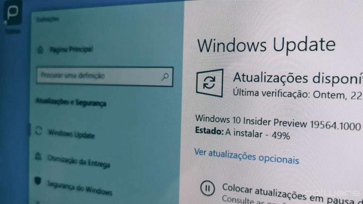 Windows 10 Microsoft problemas atualização perfil