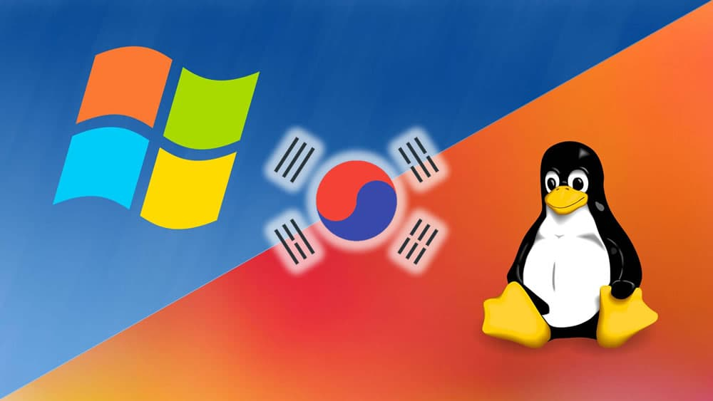 Another country that wants to give up Windows and embrace Linux?
