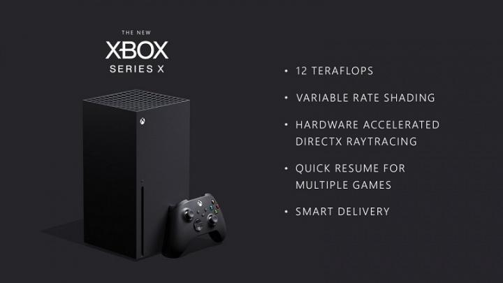 Mais pormenores técnicos da Xbox Series X