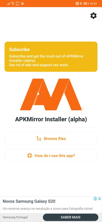 Do you have an Android? APKMirror Instaler has arrived to the Play Store