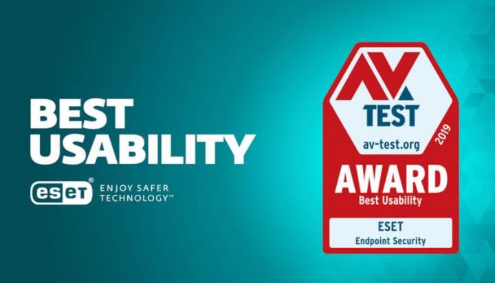 ESET Endpoint Security distinguido pela AV-Test