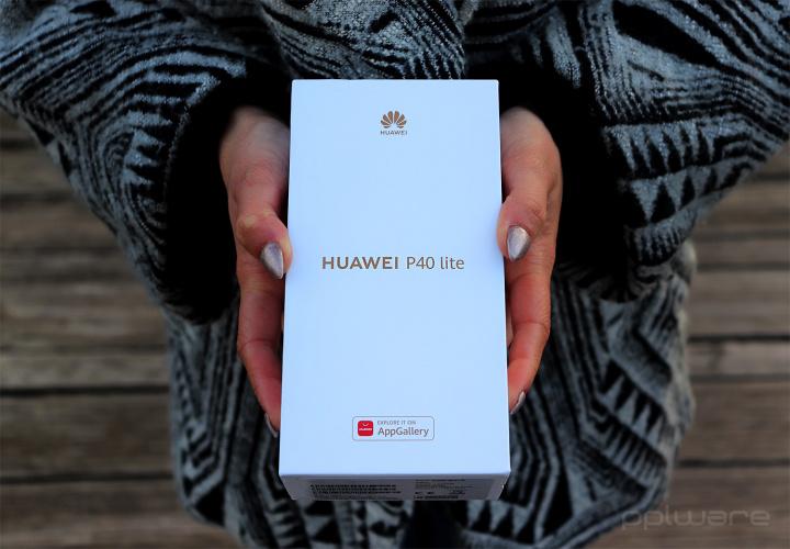 Huawei P40 Lite 40