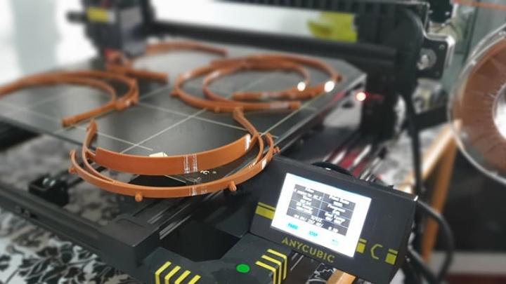 Impressão 3D de Bruno Sequeira