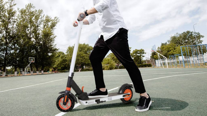 Trotinete elétrica Kugoo Kirin S1 - por uma mobilidade mais sustentável