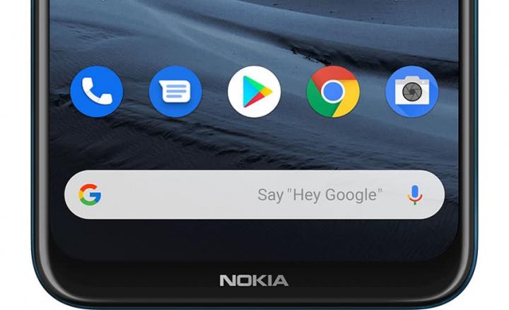 Imagem smartphone Nokia 8.3 com 5G